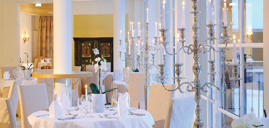 Hotel Saalbacherhof, Saalbach, Austria - restaurant.jpg